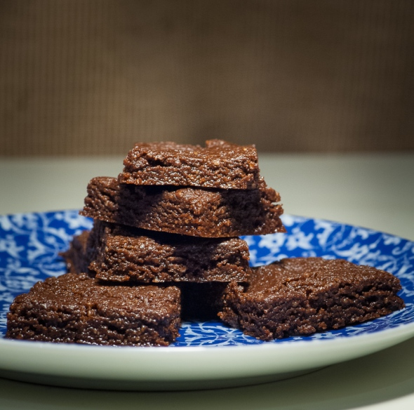 GAPS Chocolate Fudge Squares